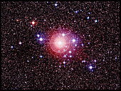 Open star cluster NGC 2451