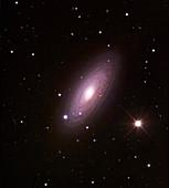 Spiral galaxy NGC 2841
