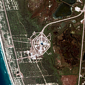 Cape Canaveral,launch pad 40