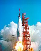 Friendship 7 launch,1962