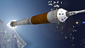 NASA's future manned launcher