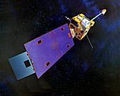 GOES-12 environmental satellite