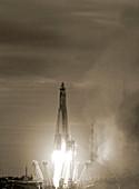 Sputnik 1 launch