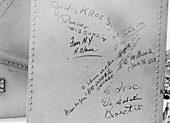 Fat Man atom bomb signatures,1945