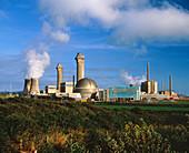 Sellafield nuclear plant,Cumbria
