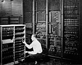 ENIAC,early electronic computer