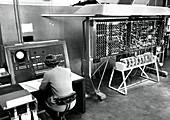 Pilot ACE computer,1952