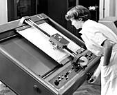 Differential analyser,1954