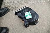 Speed camera film