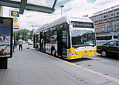 Hydrogen fuel cell bus,Germany