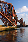 Forth Rail Bridge,Scotland