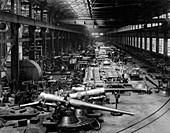 First World War munitions factory