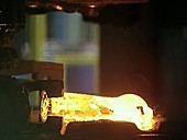 Metal processing and forging