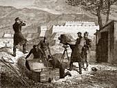 19 century Military Photography