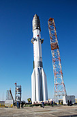 ExoMars launch preparations,March 2016