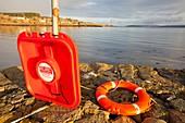 Old jetty in Broadford,Isle of Skye