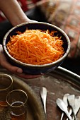 Turkish Carrot Salad (Havuc Salatasi)