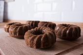 Ciambelline (Italian chocolate cake)