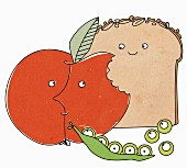 Symbolbild gesunde Ernährung für den Darm