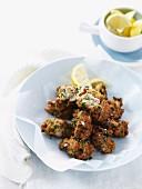 Sardine Fritters