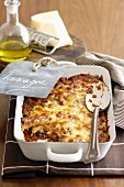 Beef and Eggplant Lasagne