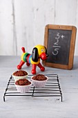 Kids Chockie Muffins