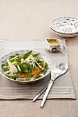 Fennel, Orange & Rocket Salad