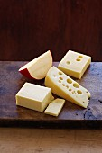 Semi-Hard Cheese
