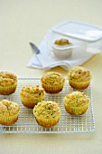 Lunch Box Legends - Zucchini and Corn Muffins