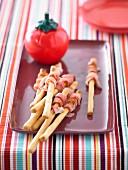 Kids Bacon Sticks