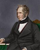 Viscount Palmerston,British politician