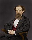 Charles Dickens,British author