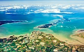 La Rochelle coast and islands,France