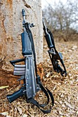 Rhino security patrol guns