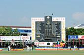 School cricket match,Sri Lanka