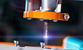 Diamond milling cutter