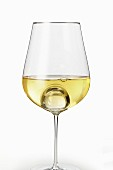An 'Air Sense' Chardonnay glass by Zwiesel
