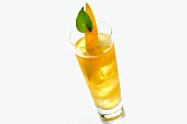 Mango tree cocktail