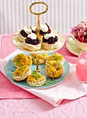 Celebrate Mother s Day with our heavenly high tea - Scones 2 ways