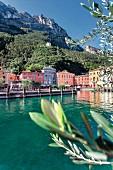 Piazza Catena, Riva del Garda, Lake Garda, Italy