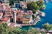 Riva del Garda, Riva, Lake Garda, Italy