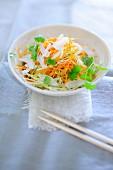 Coleslaw mit Koriandergrün