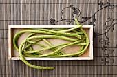 Oriental yardlong beans