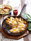 Potato & Cauliflower Hash