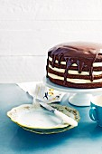 Creamy Chocolate Layer Cake