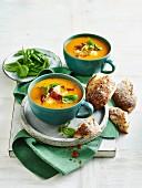 Italian Roasted Tomato Soup