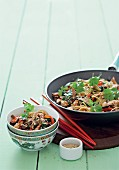 Chow Mein (Chinese noodle dish)