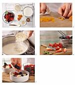 How to prepare berry porridge