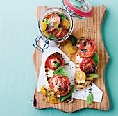 Schonend geröstete Balsamico-Tomaten