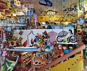 Krambambuli Spielzeug, a toy shop in the Magni Quarter of Braunschweig, Germany